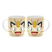 Pokmeon Meowth Coffee Mug