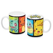Pokemon Kanto Starter Mug