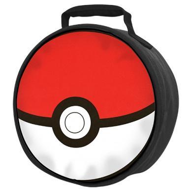 Pokemon Poke Ball Round Cooler Bag