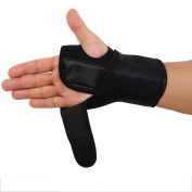 MultiWare Wrist Hand Brace Support Carpal Tunnel Splint Arthritis Sprain Stabiliser Strap Right