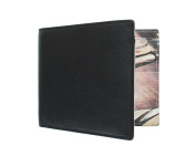 Mala Leather BROMLEY Collection Printed Leather Wallet - RFID Protected 187_4 Motorbike