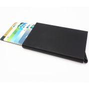 Business Card Holder,SNUG STAR Aluminium Alloy Credit Card Case Anti-magnetic Business card Case)