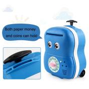 hunpta Cartoon ATM Machine Password Automatic Money Saving Children's Toy Money Box