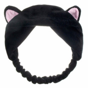 Cat Ears Cute Headband for Face Cleansing Facial Mask 6 Colours by UmayBeauty