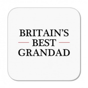 Britain's Best Grandad Coaster by MugBug