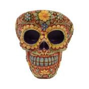 Day of the Dead Sugar Skull Ashtray DOD Decoration
