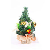Covermason Mini Xmas Ornament, Artificial Christmas Tree New Year Home Window Decor Best Gift