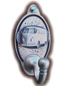 VW Camper Key Hook (EXCLUSIVE DESIGN . V DUB Air Cooled
