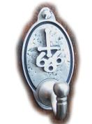 Inverted Cross 666 Key Hook (EXCLUSIVE DESIGN . Satanic Devil