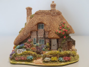 Lilliput Lane Dad's Potting Shed, Made In England