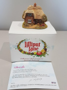 Lilliput Lane - An Apple A Day Cottage, Made In England