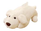 Good Night Cartoon Animal Puppy Plush Stuffed Tissue Boxes, Home Sofa Decoration