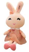 Good Night Plush Toy Doll Stuffed Bunny Lovely Birthday Gift for Children, 60cm