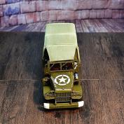XZX Home Truck Model Desktop Decoration Crafts