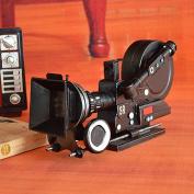 XZX Home Retro Metal Camera Model Home Decorative