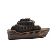 Yacht Power Boat Replica Die Cast Novelty Toy Pencil Sharpener