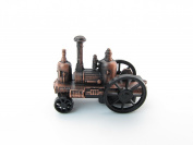 1:48 O Scale Train Accessory Die Cast Antique Steam Fire Engine Metal Pencil Sharpener