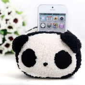 Kingwin Cartoon Animal Soft Cute Panda Universal Mobile Phone Stand Holder Seat