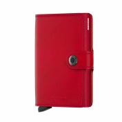 Secrid Miniwallet Red Wallet SC5878