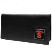 NCAA Syracuse Orange Leather Chequebook Cover