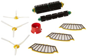 Maddocks Non Original Roomba 500/Professional Series Red and Green Cleaning Head Type Replenishment Kit