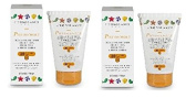 The ERBOLARIO – piccolosole Solar Children Protective Cream For The Face And For The Body SPF30 125 ml – 2 Packs Solar Children Protective Cream For The Face & for the Body with Core of Fishing & Butter of Sweet Almond Oil.