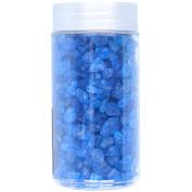 1.5Kg Of Ocean Blue Glass Stones - Decorative Vase/Flower/Plant Pot Filler Rocks