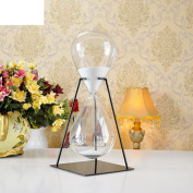 The Iron Time Hourglass Timer Ornaments 30 Sixty Minutes Creative Valentine s Gift Of Marriage-B