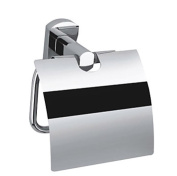HZZymj-Contemporary Solid Brass Wall Mount Chrome Finish Silver Toilet Roll Holders
