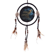Lisa Parker Howling Wolves Design Dreamcatcher 16cm ~ All Items Dispatched Same Day ~ Royal Mail ~ When Purchased Before 1pm Mon – Fri