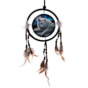 Lisa Parker Guardian of the North Dreamcatcher 16cm ~ All Items Dispatched Same Day ~ Royal Mail ~ When Purchased Before 1pm Mon – Fri