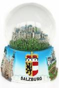 Souvenir Snow globe Salzburg 65mm diameter
