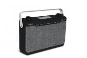 Tangent DAB2go Junior Portable Bluetooth Radio (DAB/DAB+/FM) - Black/Grey