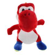 Nintendo 36cm Yoshi Plush, Red