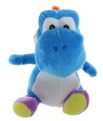 Nintendo 36cm Yoshi Plush, Blue