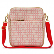Pink Lining Out and About Mini Messenger Baby Changing Nappy Bag - True Love
