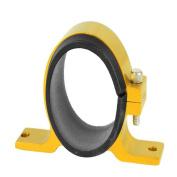 SUNDELY® Golden 60mm Fuel Filter Bracket Mount Clamp Fits Bosch 044 Pump Billet Aluminium