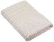 SAM HEDAYA CORP. 24 x 54 Gry Braided Towel, Grey