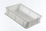 Cheese Maturation Box – PERFORATED BASIN | Cheese Ripening Container | Maturation Container | Cheese Ageing | Cheese Tray | Maturing Basket