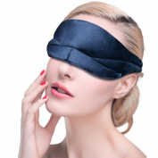 Eye Mask,Skin-Friendly Sleep Mask with Adjustable Strap for Travel Bedtime Shift Work Meditation Men & Women