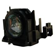 CTLAMP Original Projector Lamp ET-LAD60 for PANASONIC PT-DZ570U/PT-DZ6710U/PT-DZ6710UL/PT-DW530E/PT-D5000ES/PT-D6000ELK/PT-D6710/PT-DW730ELS/PT-DW730ES/PT-DW740EK/PT-DW740ES/PT-DX800S/PT-DX810EK/PT-DX810ES/PT-DZ770E/PT-DZ770EL/PT-DZ570/PT-DW730U/PT-DX8 ..