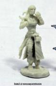 Reaper Miniatures REM89035 25mm Scale Brotherhood of The Seal Bobby Jackson - Pathfinder Bones