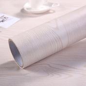 GFEI Wood stickers, waterproof wallpaper / self-adhesive furniture cabinets, desktop refurbished Stickers / doors, cabinets, decorative wallpaper, self-adhesive