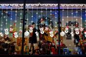 YanHoo Christmas Snow Ball Removable Home Vinyl Window Wall Stickers Decal Decor