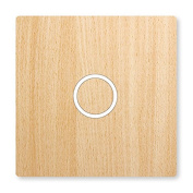 PRINTED WOOD TEXTURE/COLOUR UK LIGHT SWITCH STICKERS, KITCHEN LIVING ROOM DECORATING