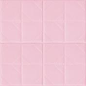 GFEI 3D stereo sticker /pvc imitation leather soft waterproof wall / Room / block proof wall wallpaper 60cm*60cm*1cm self-adhesive pad,B