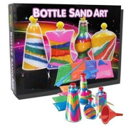 Unibos Sand Art Bottle Craft Kids Kit Kids DIY Hobby Party Activity Toy Game Kit Set Brand New