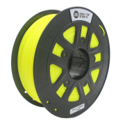 CCTREE 3D Printer ABS Filament 1.75MM For Creality CR-10S 3D Printer,1kg Spool (2.2lbs) Fluorescent Yellow
