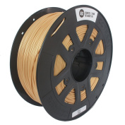 CCTREE 3D Printer ABS Filament Printing Material for Creality CR-10S,1kg Spool (2.2lbs) Gold