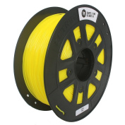 CCTREE 3D Printer TPU Flexible Filament 1.75MM For Creality CR-10S 1kg Spool (2.2lbs) Yellow